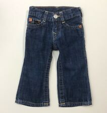 TRUE RELIGION Baby Billy Boys Jeans Size 6-12 Months EUC