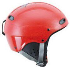 Burton RED Buzz Cap Youth Snowboard Helmet (S) Red