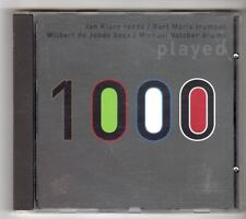 (GY370) One Thousand, Played - 2009 CD
