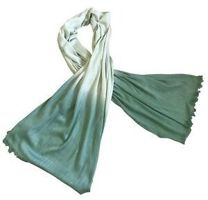 Paul Smith Stripe Scarf  195cm x 70cm  60% Cotton 40% Silk