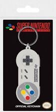 Super Nintendo porte-clés caoutchouc SNES Controller 7 cm keychain 387086
