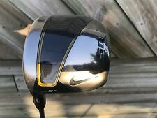 Nike sq machspeed bois 1 driver regular flex project x 5.0 shaft main gauche 9.5 *
