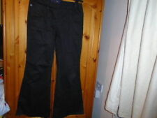 Bootcut Cotton Blend Trousers NEXT for Women