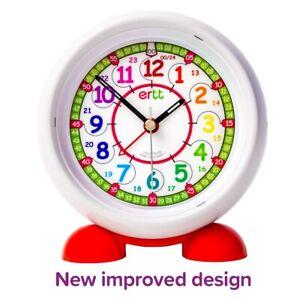 Easy Read Easyread Time Teacher Alarm Clock :: Night Light :: Rainbow :: Past To