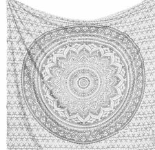 Indian Tapestry Wall Hanging Hippie Bohemian Queen Twin Bedspread Wall Art Throw