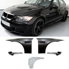 2 AILES M3 + CLIGNOTANTS LED BMW SERIE 3 E90 / E91 LOOK M3 + RESERVOIR GLACE