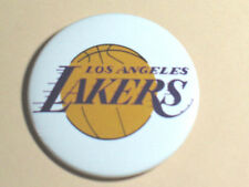 LOS ANGELES LAKERS-, NBA COLLECTORS BUTTON