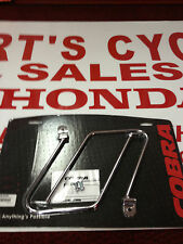 Cobra Saddle Bag Supports Honda VT1100 ACE New