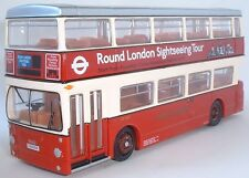 EFE 28003 Daimler DMS London sightseeing   1/76 Scale = 00 Gauge New T48 Post