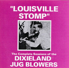 Louisville Stomp by The Dixieland Jug Blowers (CD, 1995, Frog)