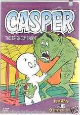 CASPER the FRIENDLY GHOST: Peek A Boo +9 Shows ~NTSC Children Family Cartoon DVD