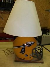 Vintage Full Size Riddell Football Helmet Lamp - Florida State Seminoles ?