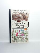 Segreti e virtù delle piante medicinali - 1983