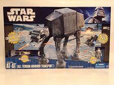 Star Wars Legacy AT-AT Walker All Terrain Armored Transport Speeder Bike Rare