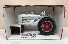 1/16 IH International Farmall Model M Tractor White Demonstrator by Scale Models