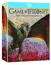 GAME OF THRONES Complete BLU-RAY dvd Series 1-6 Season 1 2 3 4 5 6 - USED