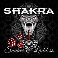 SHAKRA - SNAKES & LADDERS (LIM.DIGIPAK)   CD NEU