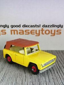 Matchbox Lesney No.18e IHC Field Car 1969 original vintage diecast