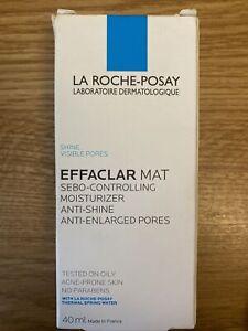 La Roche-Posay Effaclar MAT 40ml  Boxed Anti Shine Sebo Controlling Moisturiser