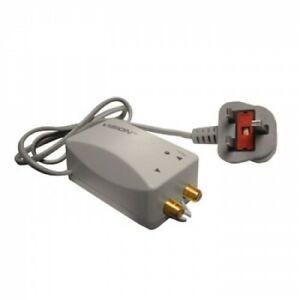 Vision V23-2100 V23-2102G V23-1201 12V F Type TV Amplifier Power Supply 100541