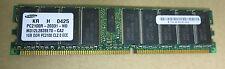 Samsung 1GB DDR PC2100 CL2.0 ECC-P/N PC2100R-20331-NO