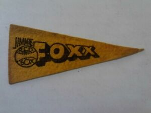 Very Rare 1930's BF2 Jimmie Foxx Red Sox Mini Pennant