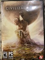 Sid Meier's Civilization VI (PC, 2016) Computer Game New Sealed.