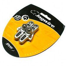 gobike88 JAGWIRE Sleek Pro Road Lite Brake Shoes / pads Shimano, Silver, J62