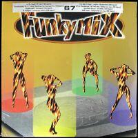 """50 CENT / EMINEM / GINUWINE """"FUNKYMIX 67"""" 2002 VINYL 2X 12"""" COMPILATION *SEALED*"""