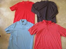 Lot, 4 mens size L,large polo, golf shirts, Nike, Tiger Woods