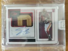 2019 PANINI ONE PREMIUM RPA JERSEY PATCH AUTO ROOKIE RC BRYCE LOVE #11/15 RED