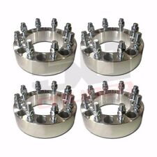 New 4 qty Wheel Spacers 8x6.5 - 1.5in Dodge Ram 3/4 ton Truck Ford F250 Offroad