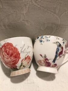 2 Portobello by inspire mugs Fine Bone China
