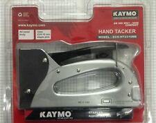 WOOD STAPLER GUN - Hand Tacker KAYMO ECO-2310 METAL