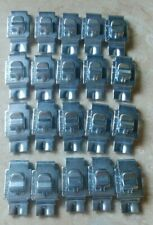 20 Hallowell Steel Shelf Clips For Commercial Industrial Metal Shelving
