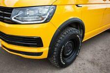 Vw T6 Transporter LWB Genuine Vw Wheel Arch Trims, Vw T6 Swamper Arch trims