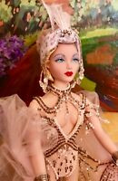 "Ashton-Drake Doll ""BIRD OF PARADISE"" Poseable Showgirl GENE 1997 #M15335 COA"