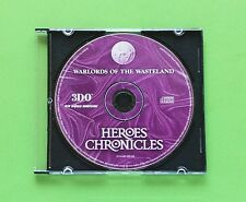 Heroes Chronicles: Warlords of the Wastelands - Disc Only