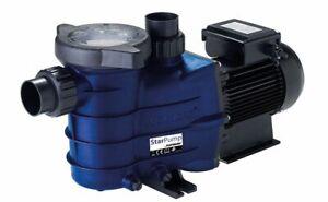 Pompe de piscine Hayward Powerline 1 CV MONO pour circulation nettoyage de l'eau