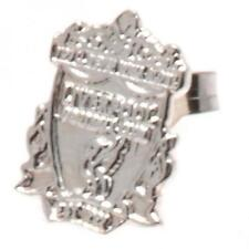 Liverpool FC Sterling Silver Stud Earring Football Club Fan Player PRESENT GIFT