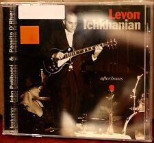 MEDITERRANO CD LIP1068-2: Levon Ichkhanian - After Hours - 1996, CANADA, SEALED