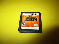 WarioWare Touched! Wario Ware (Nintendo DS) Lite DSi XL 3DS 2DS Game