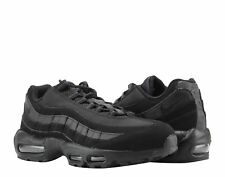 san francisco 37b7d 4618d Nike Air Max 95 Triple Black Black-Anthracite Men s Running Shoes 609048-092