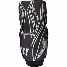 Warrior Tempo Elite Lacrosse Arm Pads Large Black Teaps13-L