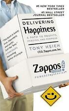 Delivering Happiness: A Path to Profits, Passion and Purpose Paperback Book 2010
