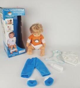 Potty Scotty Doll Potty Training Boys Male Mom Innovations