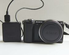 Sony a5000 20.1MP (Body Only) 1077 Clicks Digital Camera