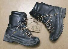 British Army Issue Goretex Pro/Para/Cadet ECW Vibram Sole Boots Size 9S UK #723