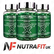 SCITEC NUTRITION JOINT X joints support recovery glucosamine MSM collagen caps