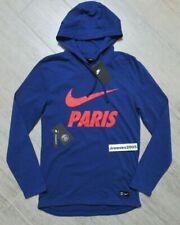 NWT Nike NSW PARIS SAINT GERMAIN Hoodie Sz Small 100% Authentic PSG 892550 421
